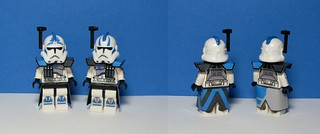 S3 ARC Fives & Echo | by minifigmaker