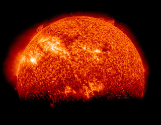 SDO Sees Spring Eclipse | by NASA Goddard Photo and Video