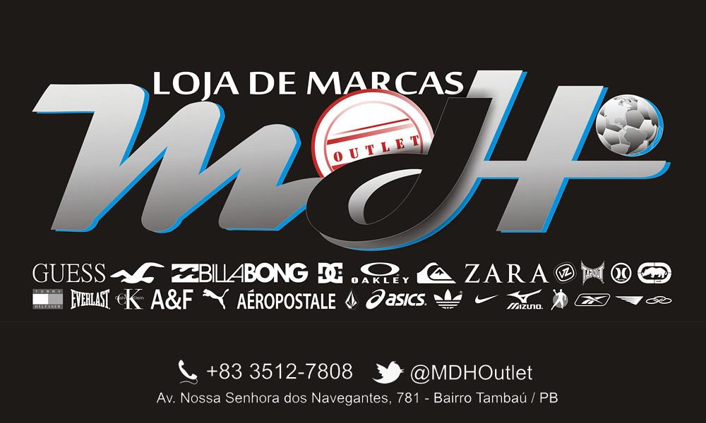 370ccf389cd MDH OUTLET Loja de Marcas