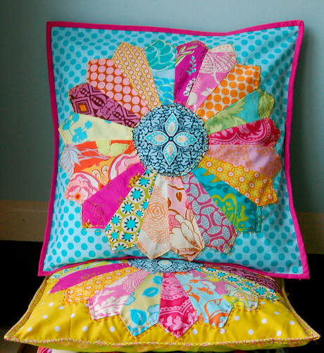 Rachel's Dresden Pillow | by willowbeancreations