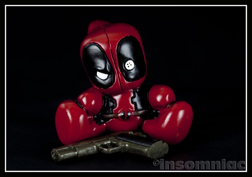 Kotobukiya Deadpool | by insomniac 2.0