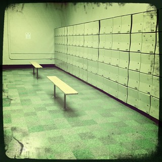 Empty Locker Room | by jenni from the block