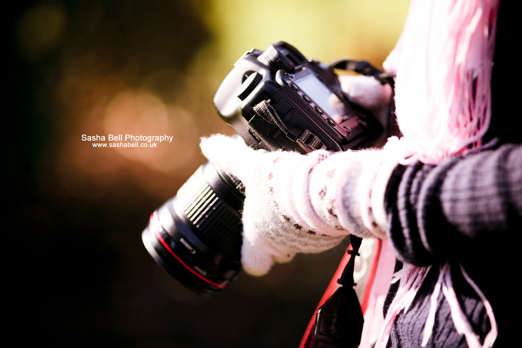 Camera Girl II | Sasha L'Estrange-Bell | Flickr