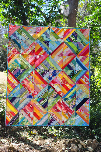 "do. Good Stitches December ""Love"" Quilt 