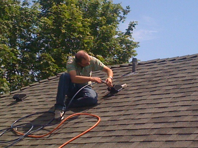 ... Cleaningservices Roof Top Dryer Vent Cleaning   By Cleaningservices