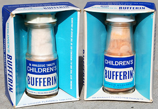 Children's Bufferin, 1960's | by Roadsidepictures