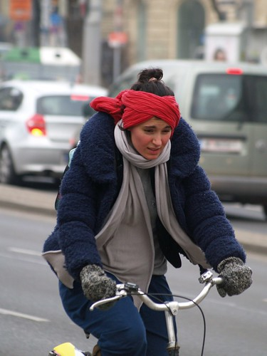 fight the wind | by Vienna Cycle Chic