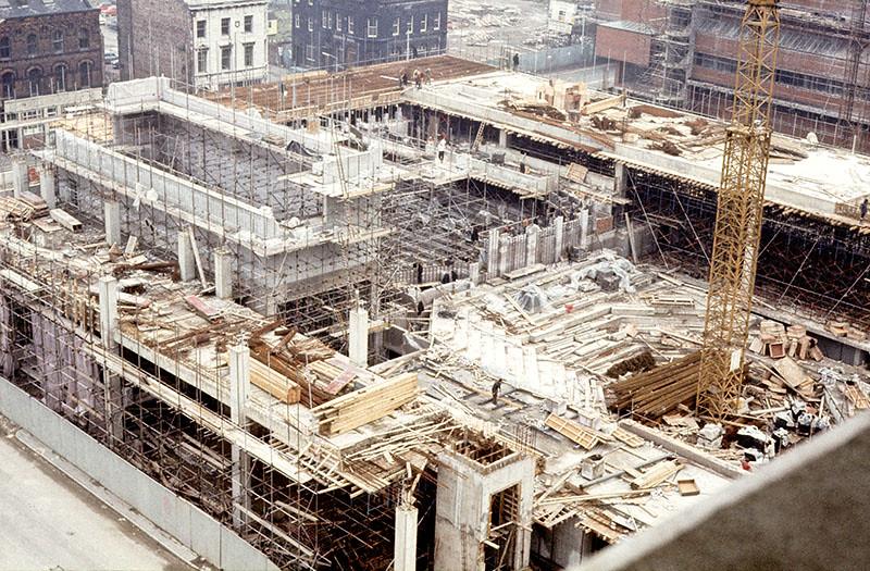 Construction RMCM