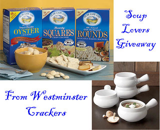 Westminster Crackers Giveaway Graphic | by Sarah :: Sarah's Cucina Bella
