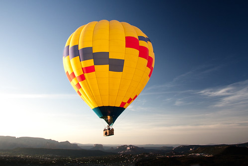 Sedona Hot Air Balloon Ride | by Thales