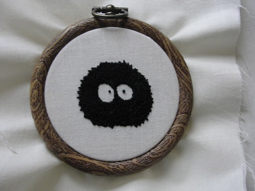 Soot Sprite | by Lockedinthepark