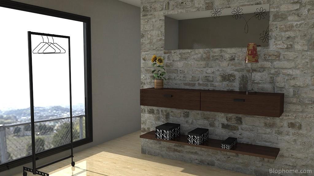 Recibidores modernos consolas o recibidores modernos con for Ofertas decoracion casa