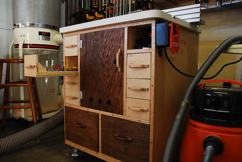 Dick S Router Table A Nice Addition To My Woodworking S