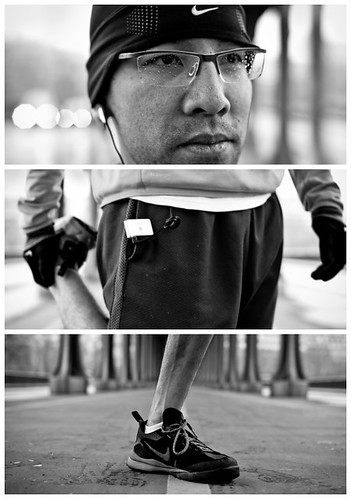 Triptychs of Strangers #2: The Leg-Stretcher, Paris | by adde adesokan