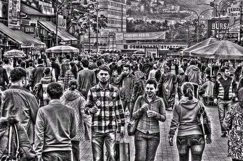People and more people.. | by Don Vippalhey