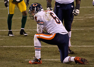 Jay Cutler | by Mike Morbeck