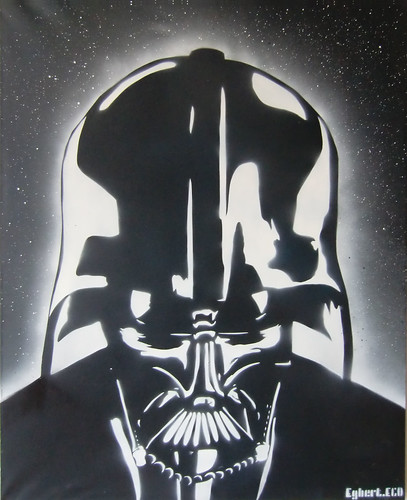 Darth Vader 120x100 18-02-2011 | by egbert_egd