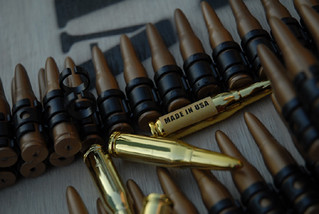 Small, But Lethal: Including ammunition in the #armstreaty ((ammunition, scope, Small Arms, SALW)) | by controlarms