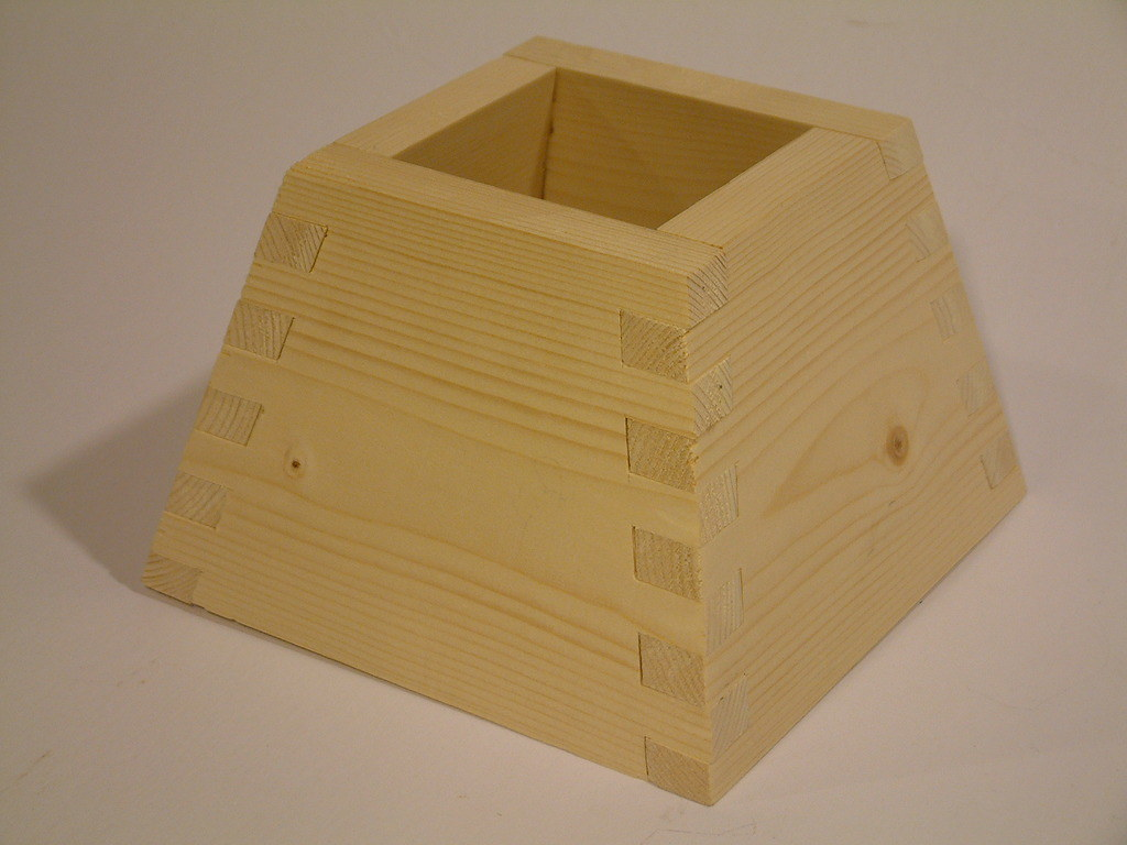 Compound Angle Box Joints Flickr