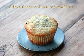 Citrus Currant Sunshine Muffins - Tuesdays with Dorie | by Food Librarian
