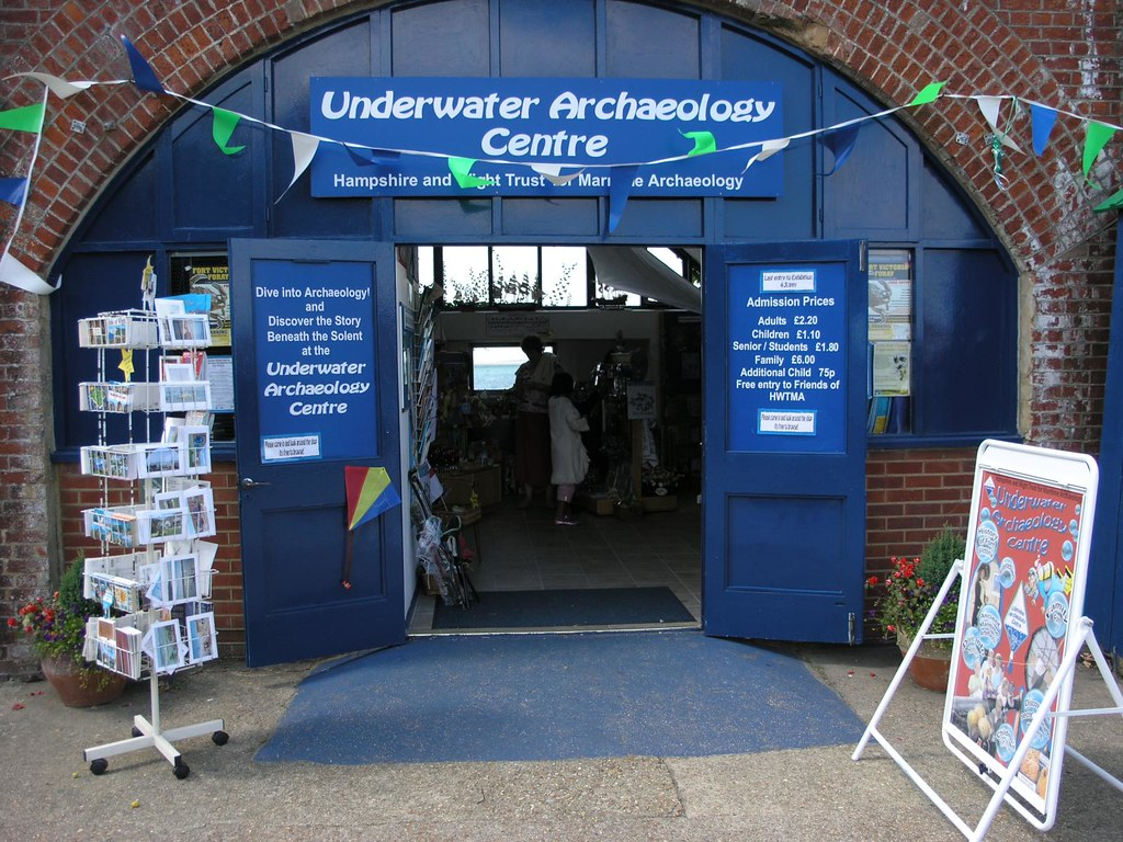 Raising Awareness of Maritime Cultural Heritage - Hampshire & Wight Trust for Maritime Archaeology, Southampton UNITED KINGDOM