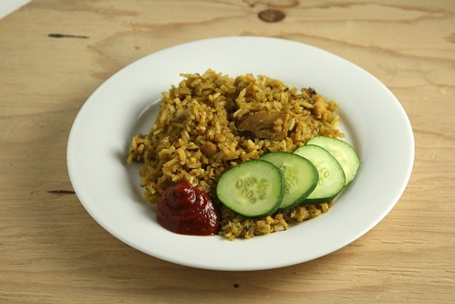 Thai-Style Chicken Biriyani | by esimpraim