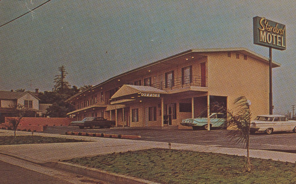 Stardust Motel - Redlands, California