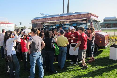 Food Truck Festival At Santa Anita Park Guzzle Nosh Flickr