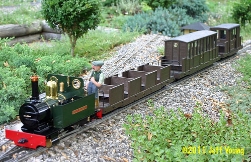 Heywood Train | by The Model Railway Show