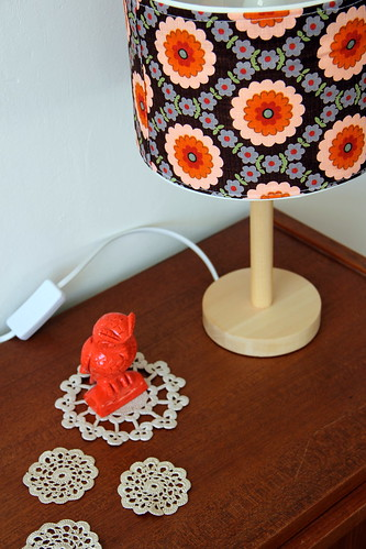 Crochet, lamp and owl | by IDA Interior LifeStyle