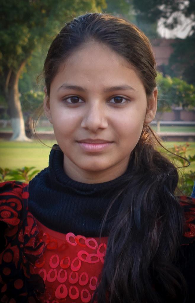 indian girl d80australia flickr