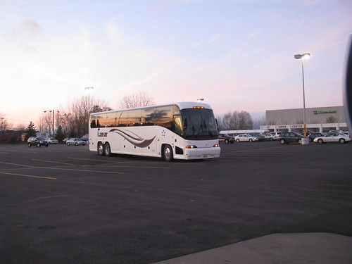 can ar motor coach bus in niagara falls new york park in flickr. Black Bedroom Furniture Sets. Home Design Ideas