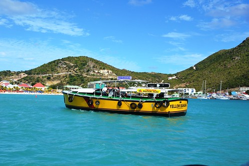Boat - Yellow Banana Water Taxi | by blmiers2