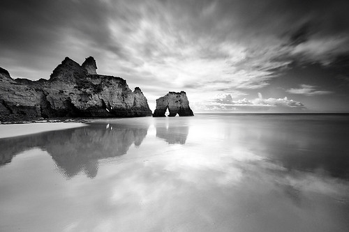Monochrome Reflections | by CResende