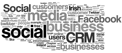 social crm | by Sean MacEntee