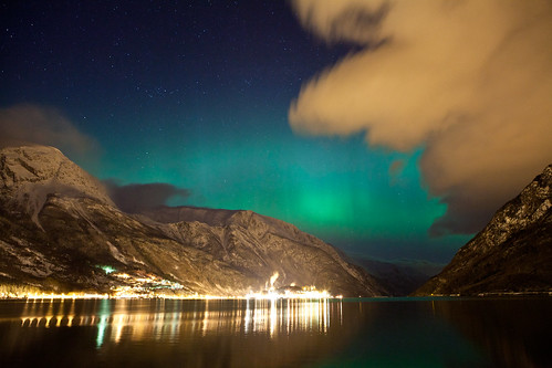 Northern Lights, Odda 2011 | by Dag Endre Opedal