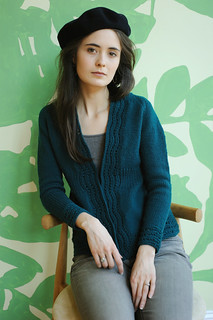 new pattern for quince and co: estelle | by knitting school dropout