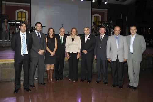Almuerzo aniversario ministerio de defensa tu foto con for Ministerio de defenza