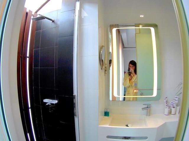 Hotel Kai Urban Skyloft Toilet