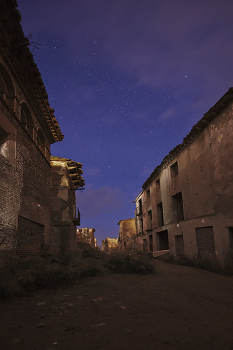 Belchite Night | by David Martin Castan