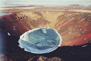volcanic crater | by thirtymileswest