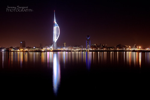 Spinnaker Tower | by Jeremy Sargent