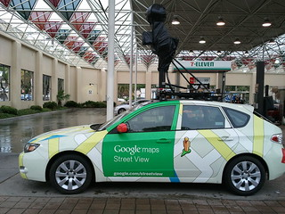 Google Maps Street View Car | by rcade