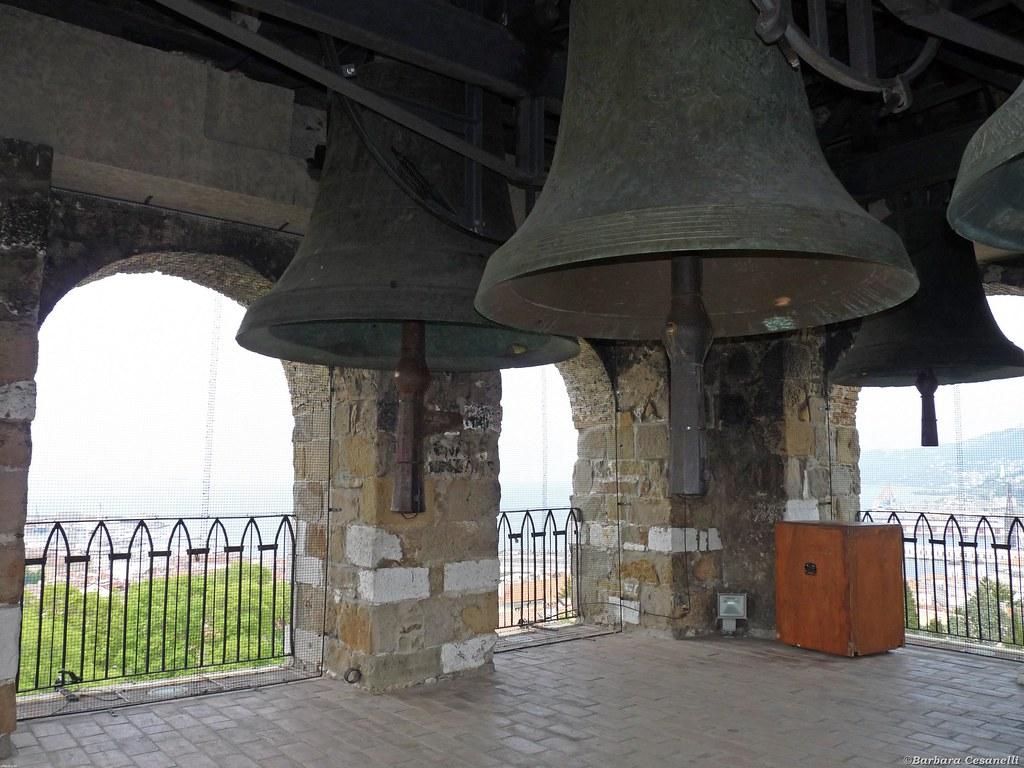 Le Campane Di San Giusto.Trieste Campane Della Cattedrale Di San Giusto Barbara