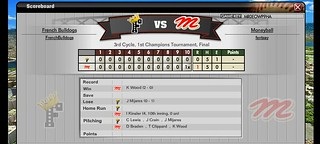 MLBMO - 3rd Cycle CT final Moneyball | by SEGA of America
