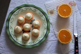 macarons & oranges | by Madison Bistro