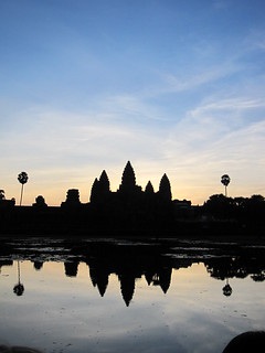 Sunrise over Angkor Wat | by Travel Indochina
