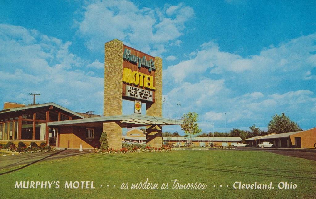 Murphy's Motel - Cleveland, Ohio