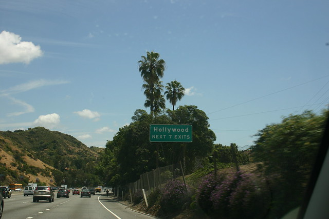 Hollywood area