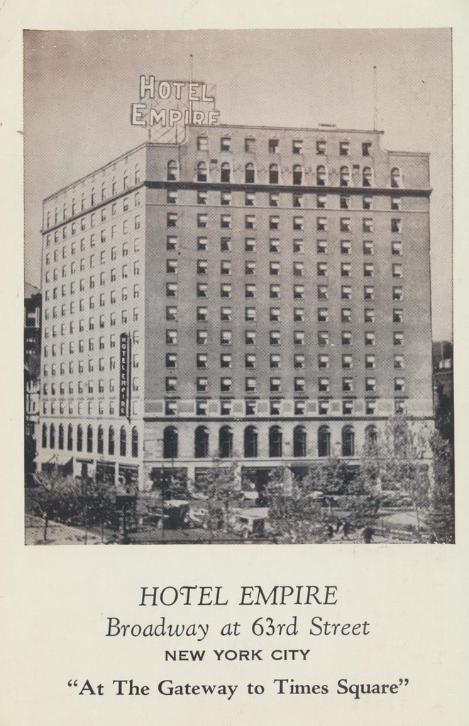 Hotel Empire - New York, New York